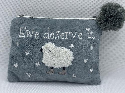 Ewe Deserve It Sheep Purse
