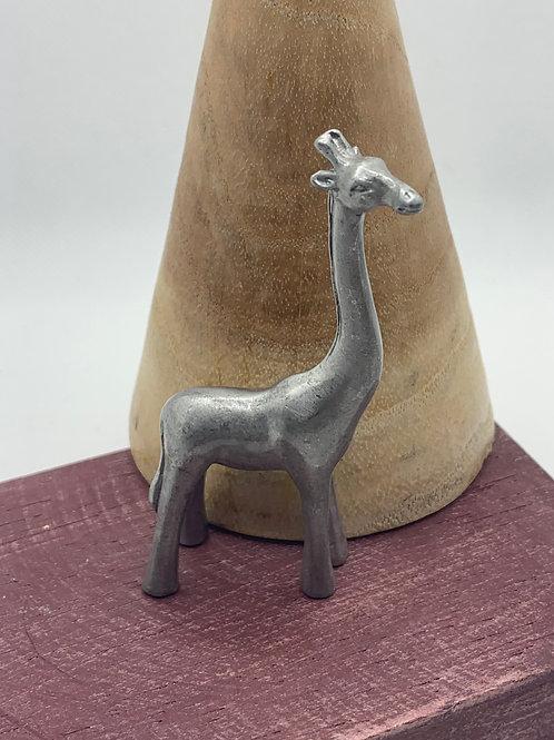 Standing Giraffe Ring Holder