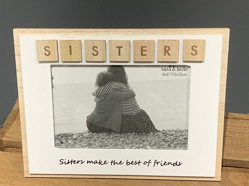 Sisters Phot Frame