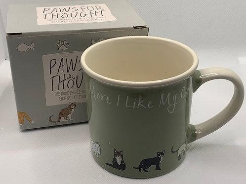 Cat Lovers Mug