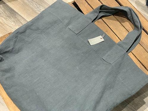 Chalk UK Natural Fibre Oversized Shopping Bag