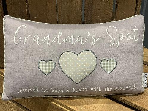 Grandma's Spot Cushion