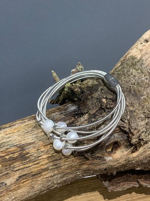 Magnetic Beaded Bracelet