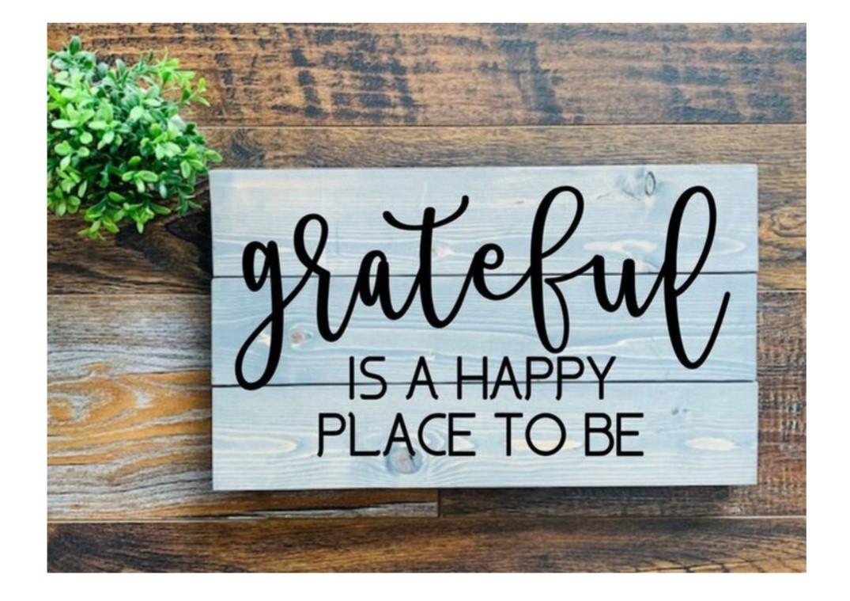 """#3""""Grateful Happy Place"""""""
