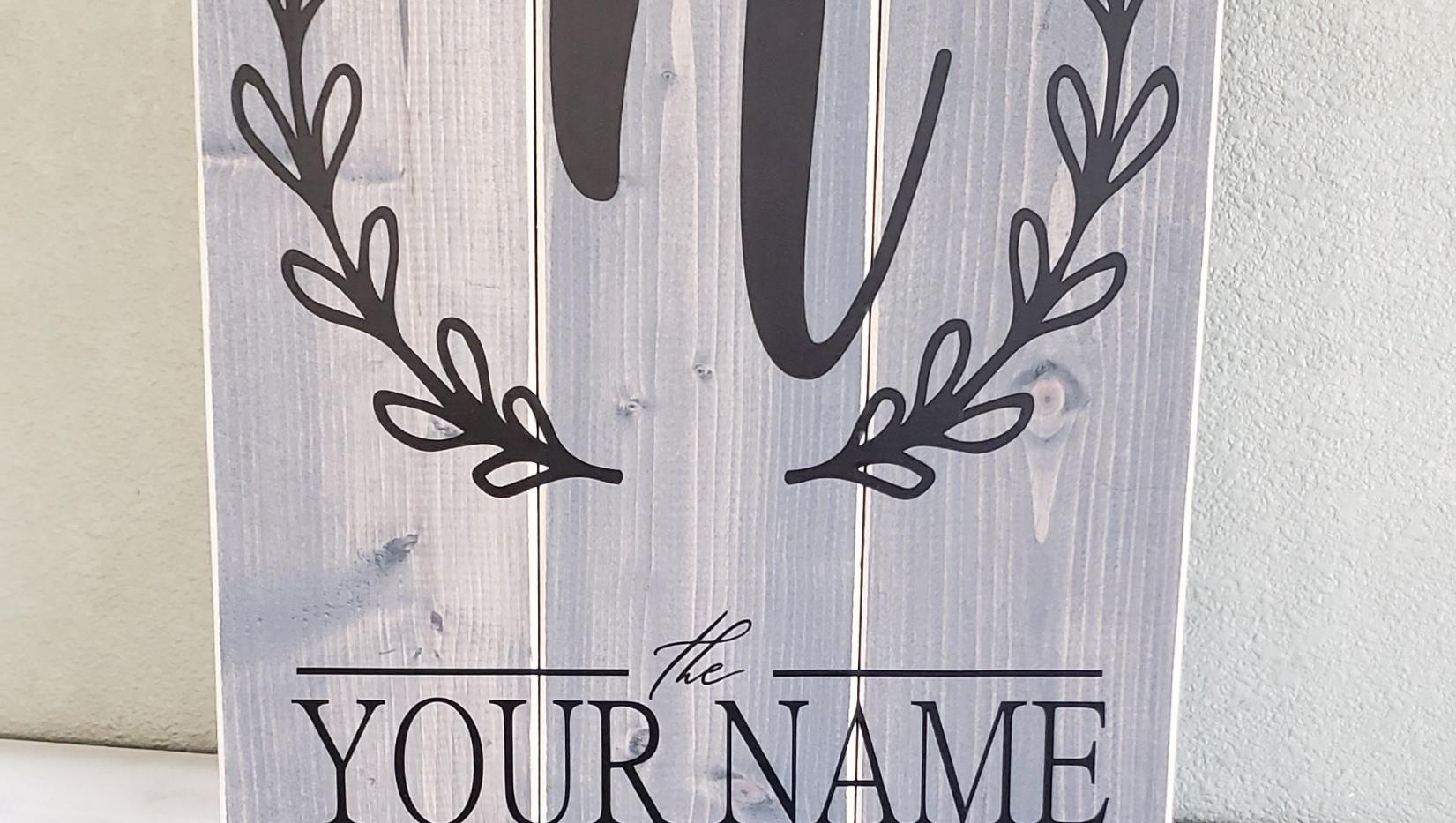"""#1 """"Name Est"""""""
