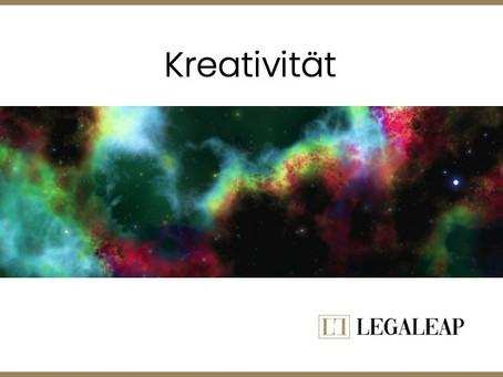 Kreativität als Teil der Anwaltspersönlichkeit