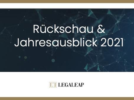 Drei-Stufen-Plan zur Reflexion der Anwaltspersönlichkeit - Rückschau & Jahresausblick 2021