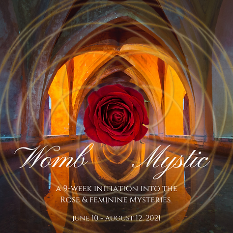 8-week initiation into the Rose & Menstr