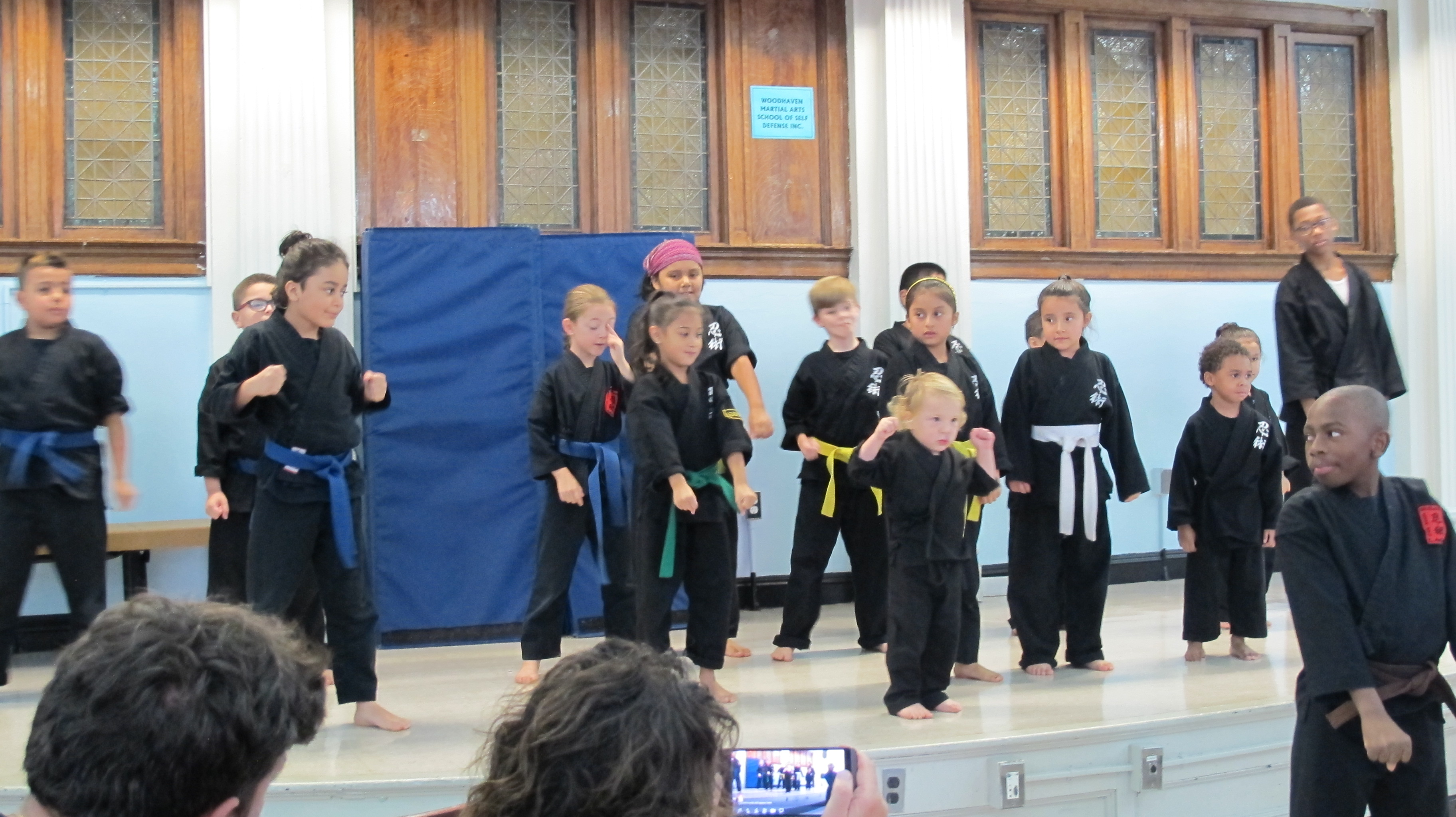Woodhaven Martial Arts Health Fair
