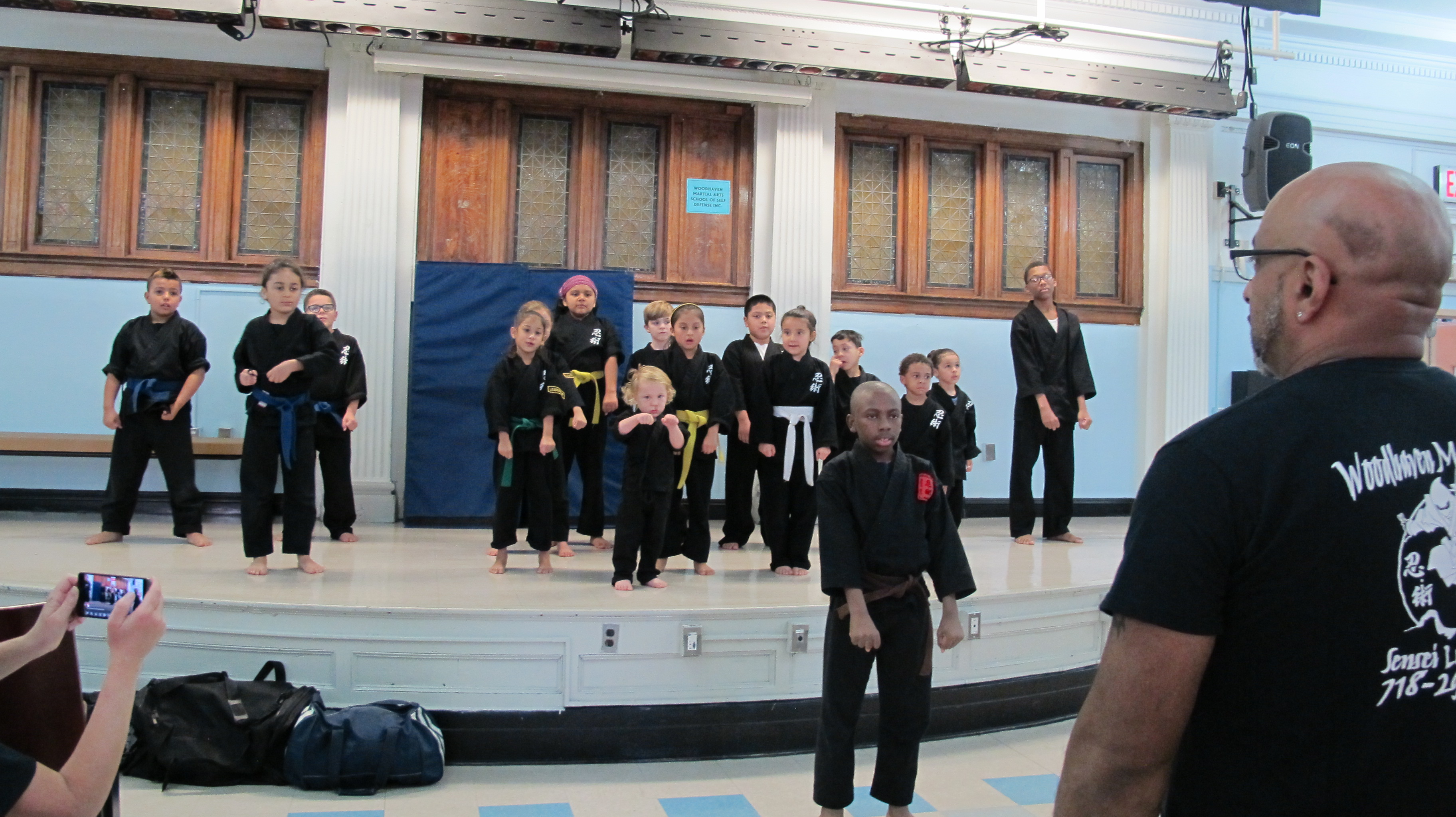 Woodhaven Martial Arts - Health Fair