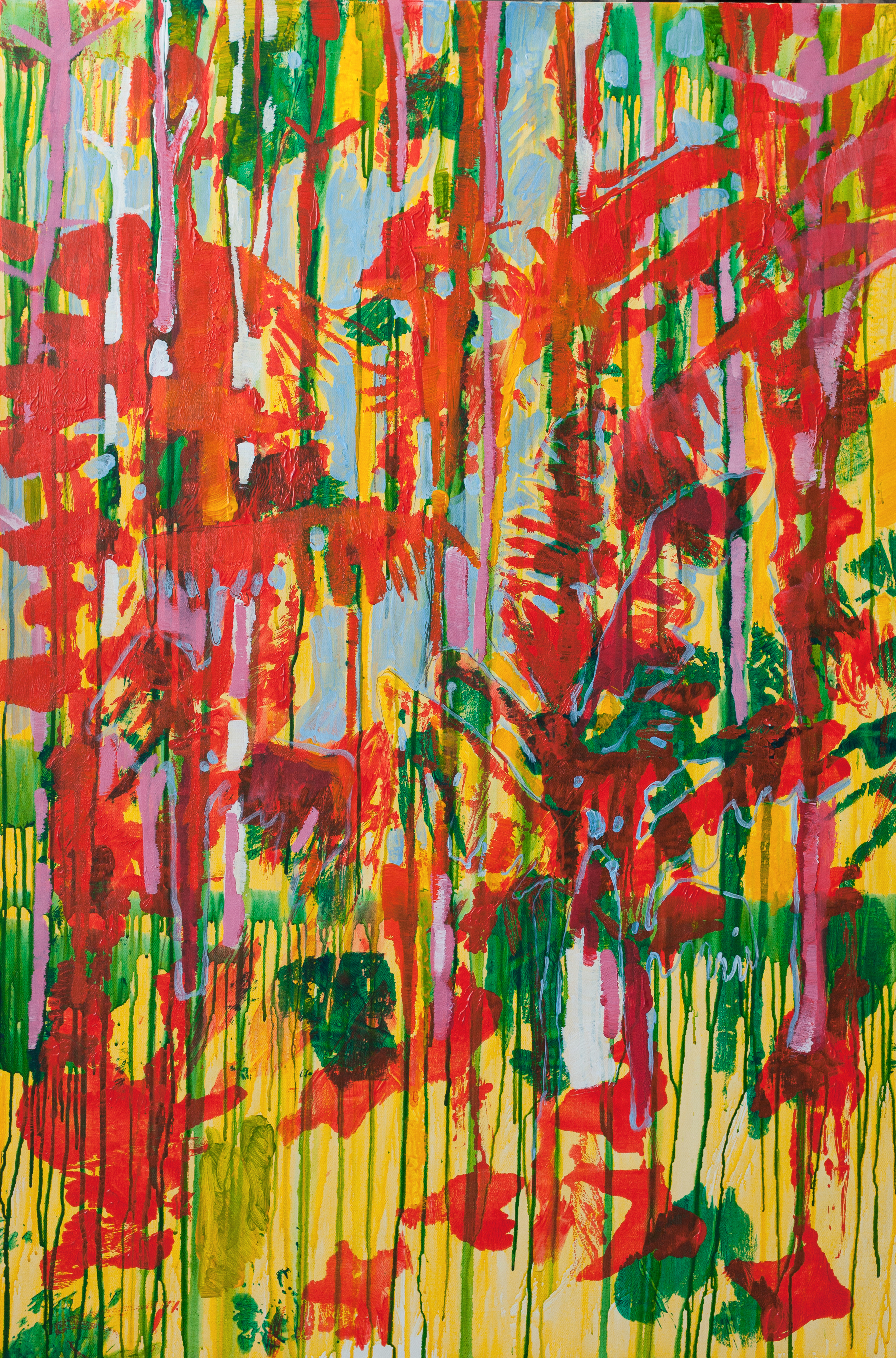 MEKONG 10_acrilic on canvas 120x80