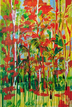 MEKONG 09_acrilic on canvas 120x80