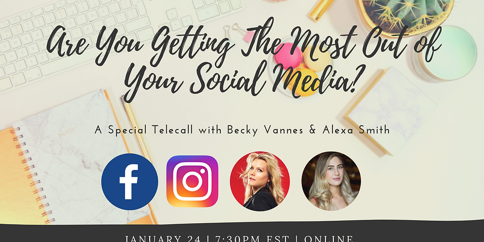 Are You Getting The Most Out of Your Social Media? (1)