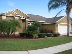 Suntree-Viera-House-Painting-After