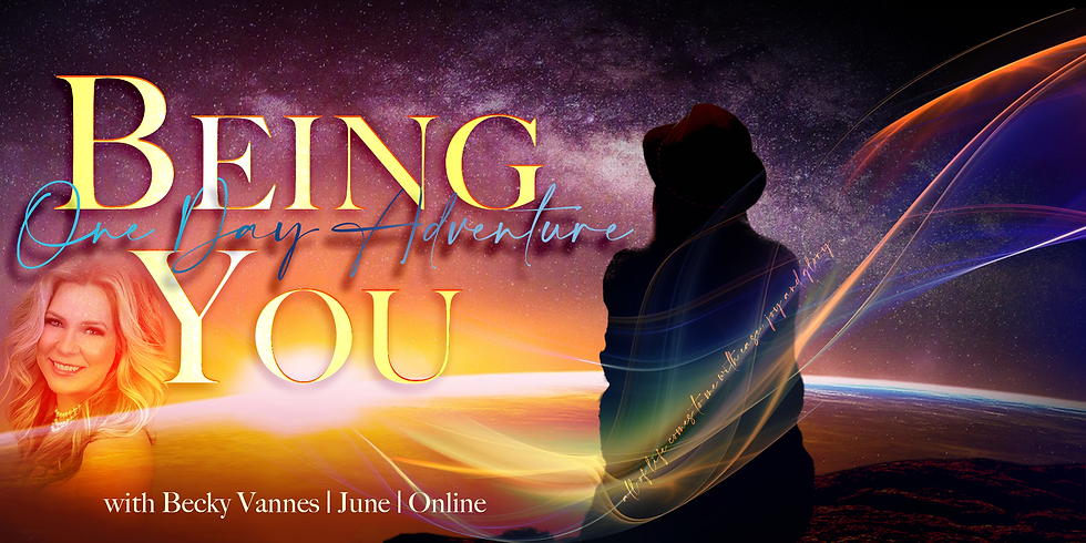 Being You - One Day Adventure