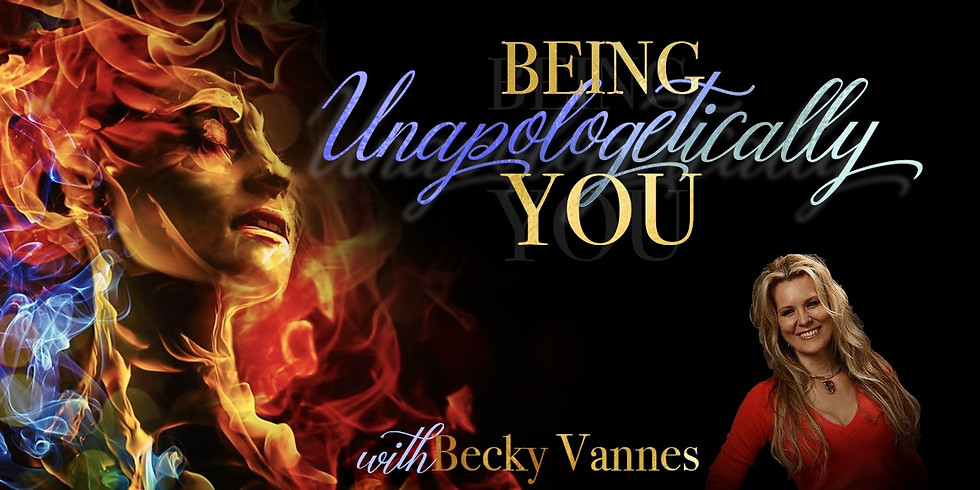 Being Unapologectially You