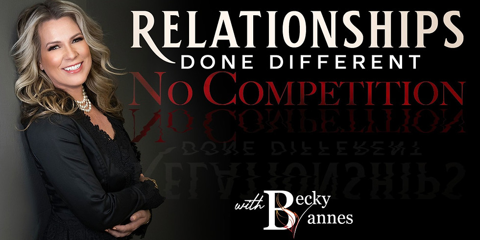 Relationships Done Different Intro - No Competition! Only $55