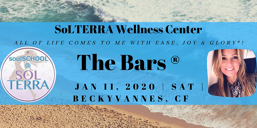 The Bars® Class  at SolTERRA