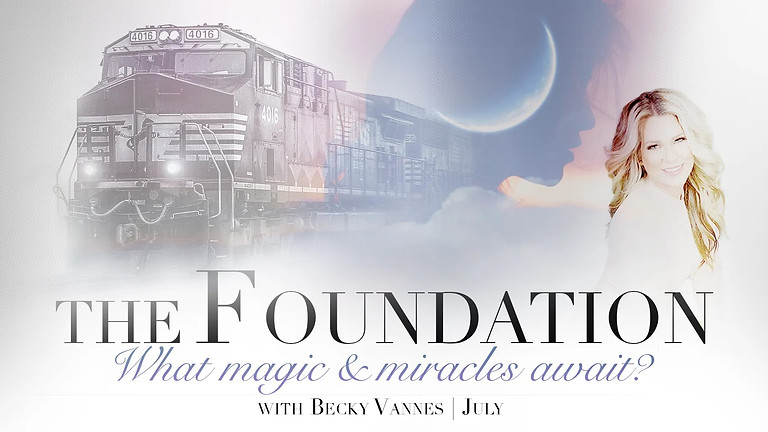 The Foundation® Class Online with Becky Vannes
