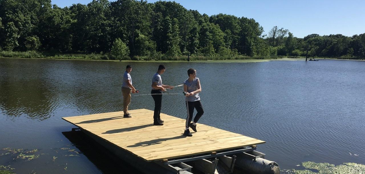 outdoor program for boys