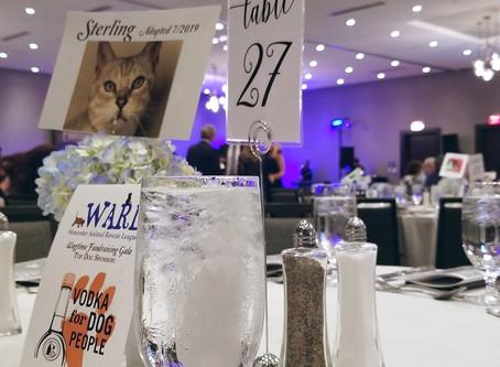 WARL Annual Wagtime Gala 2019