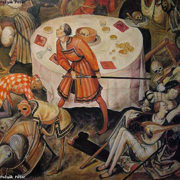 Study of Bruegel 2