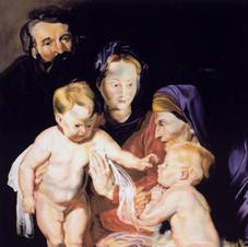 Study of Rubens