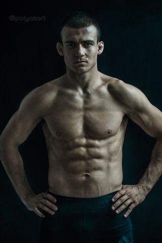 Adam Borics MMA Champion