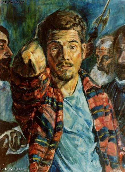 Self Portrait in 1998