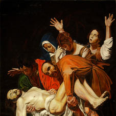 Study of Caravaggio