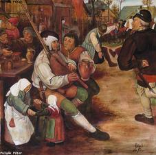 Study of  Bruegel 1