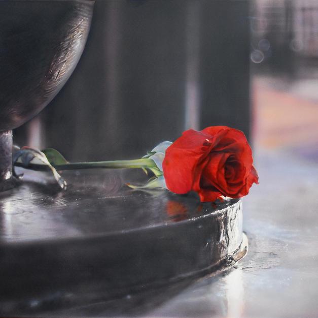 Rose in New York