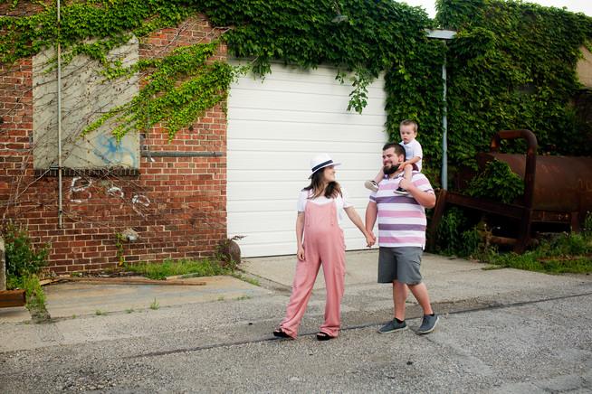 maternity photographer washington illinois