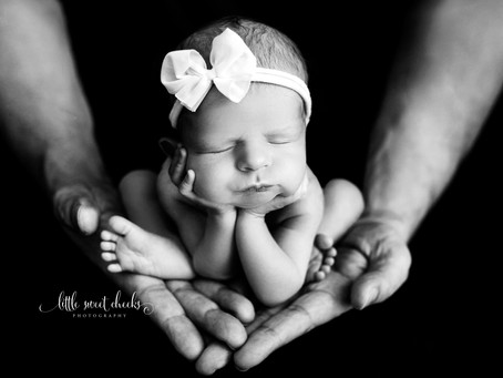 Little Sweet Cheeks Photography, LLC | Central IL, Newborn Photography | Washington, IL