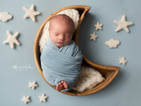 Little Sweet Cheeks Photography, LLC | Central IL, Newborn Photography | Peoria, IL Newborn Session
