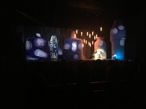 GHOST The Musical Tivoli Koncerthall