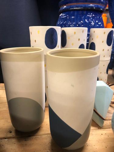 #55 Smaller pots