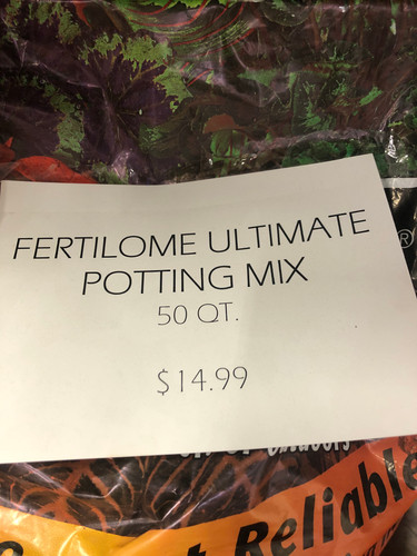 Ferti-Lome Ultimate Potting Mix - 50 qt