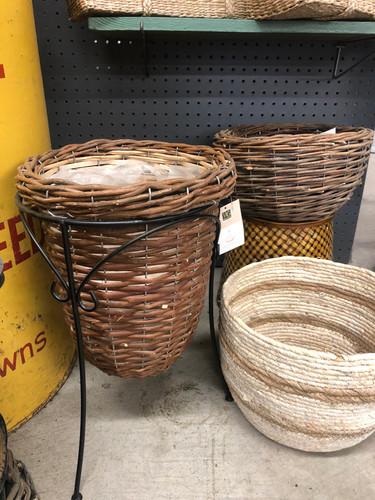 Basket on Stand