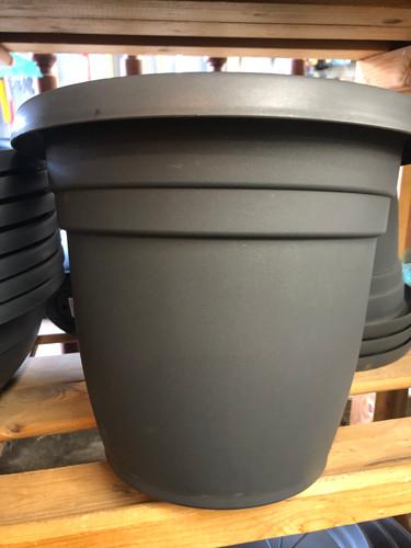 #4 Charcoal pot plastic asst sizes