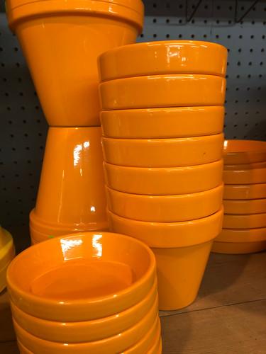 #29 Smaller pot asst sizes
