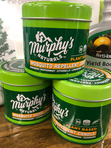 Murphy's Citronella Candle Cannister