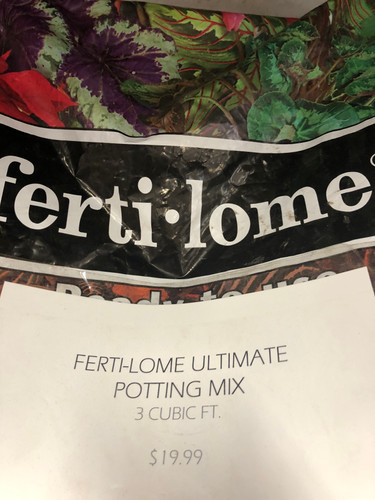 Ferti-Lome Ultimate Potting Mix - 3 cubic ft