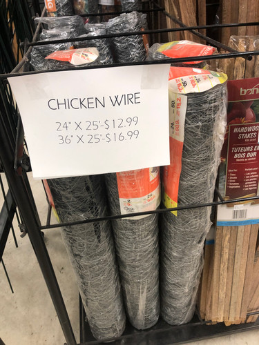 Chicken Wire