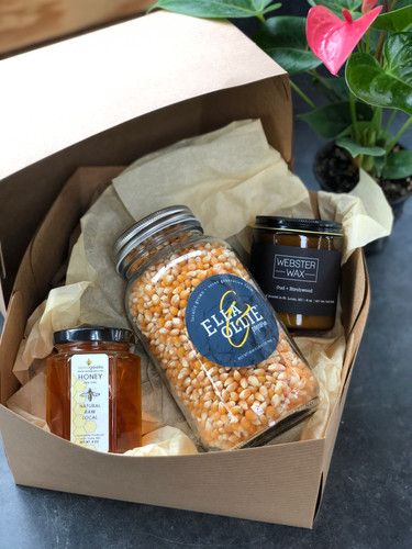 """""""The Local Homebody"""" Gift Box"""