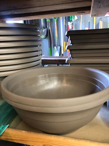 #76 Plastic bowl