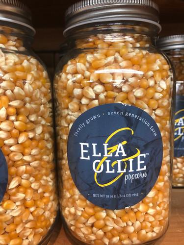 Ella Ollie Popcorn