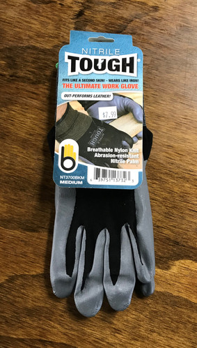 Nitrile Ultimate Work Gloves