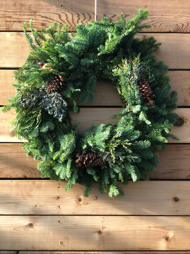Mixed Wreath 24