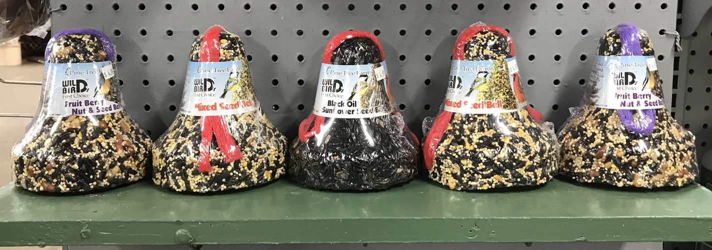 Assorted Seed Bells
